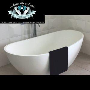 Layla 1.6 Quartz Stone Bath