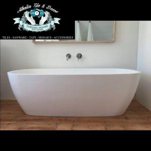 Luna 1.5 Quartz Stone Bath