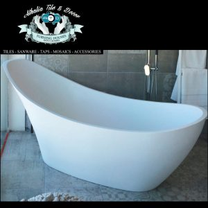 Athena 1.7 Quartz Stone Bath