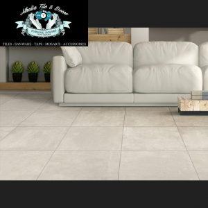 600×600 Dawson Beige Tile Matt Tile + Cement & Grout (R169.90/M2)