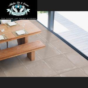 600×600 Phoenix Beige Matt Tile + Cement & Grout (R169.90/M2)