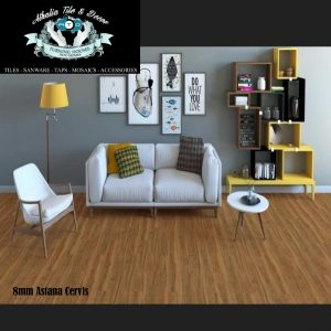 Astana Cervis 8mm Laminate Flooring + Underlay (R219.90/m2)
