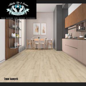 Samyeli 7mm Laminate Flooring + Underlay (R199.90/M2)
